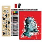 LEGO Star Wars, Set rechizite si caiet