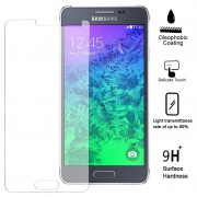 Protector de Ecrã de Vidro Temperado para Samsung Galaxy Alpha