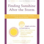 Finding Sunshine After the Storm: A Workbook for Children Healing from Sexual Abuse, Paperback