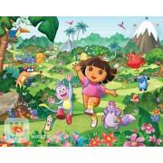 Tapet Dora