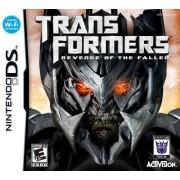 Transformers 2: Revenge of the Fallen Decepticons - Nintendo DS