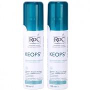 RoC Keops desodorizante em spray 48 h 2 x 100 ml
