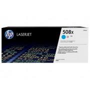 Toner HP LaserJet 508X Cyan - CF361X