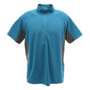 【セール実施中】【送料無料】SSHZ Tee メンズ 高機能 半袖Tシャツ WEEDAC06 DBLU