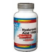 Best Hyaluronic Acid 1900 Medical District 60cps