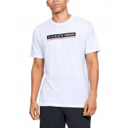 Under Armour Reflection - T-shirt - Vit - S