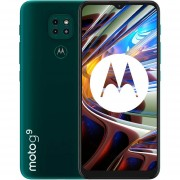 "Celular Motorola Moto G9 6.5"" 4GB+64GB Dual sim Android - Verde"
