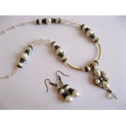 set perle si cristale 16985