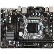 Placa de baza MSI H110M PRO-VD, Intel H110, LGA 1151