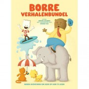 Borre verhalenbundel - Jeroen Aalbers