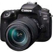 Canon EOS-90D Kit 18-135mm IS USM