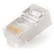Conectores RJ45 100unds CAT66