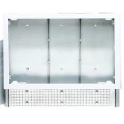 CASETA METALICA REGLABILA PENTRU COLECTOARE TIP BARA/FLOOR 400 x 620 x 90 TIEMME