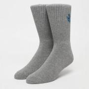 Santa Cruz Screaming Mini Hand Sock - Grijs - Size: One Size; unisex