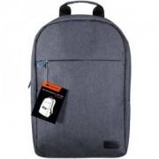 Раница Backpack for 15.6 инча, laptop, material 300D полиестер, черна, 450x285x85mm, 0.5kg, capacity 12L. CNE-CBP5DB4