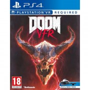 Doom Vfr PS4 Game (psvr Required)