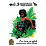 Cartea junglei (ed. Marcela Penes)