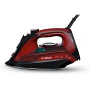 Fier de calcat Bosch TDA503001P EditionRoso 3000W 0.35 Litri autocuratare Rosu/Negru