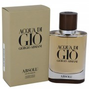 Acqua Di Gio Absolu by Giorgio Armani Eau De Parfum Spray 2.5 oz
