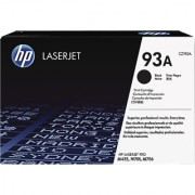 HP 93A Black / CZ192A Toner Cartridge Single Color Toner (Black)