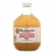 Martinelli's Unfiltered Apple Juice - Case of 6 - 50.7 Fl oz.