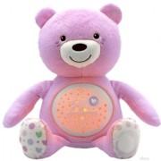 Chicco igračka projektor meda roze