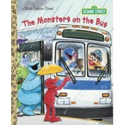 The Monsters on the Bus (Sesame Street), Hardcover/Sarah Albee