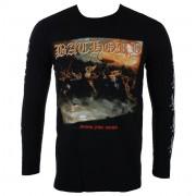 tričko pánské s dlouhým rukávem BATHORY - BLOOD FIRE DEATH - PLASTIC HEAD - PH5418LS