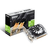 Placa Video MSI GeForce GT 730 2GB DDR3 DVI-D HDMI D-Sub