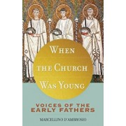 When the Church Was Young: Voices of the Early Fathers, Paperback/Marcellino D'Ambrosio