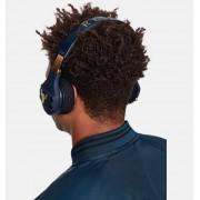 Under Armour UA Sport Wireless Train Headphones — Project Rock Navy OSFA