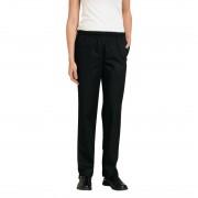Bragard Atti Womens Trousers Black Size L Size: L
