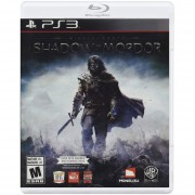 PS3 Juego Shadow Of Mordor Middle Earth Para PlayStation 3