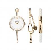 Ceas pentru dama, Daniel Klein Gift Set, DK12033-1