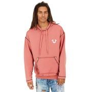 【80%OFF】RAW EDGE バックプリント 長袖パーカ スペースモーブ m ファッション > メンズウエア~~その他トップス