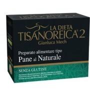 Gianluca Mech Spa Pane Al Naturale 27,5gx4 Confezioni Tisanoreica 2 Bm