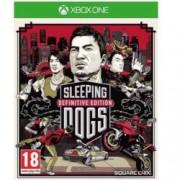 Sleeping Dogs: Definitive Edition - Limited Edition, съдържа специален артбуук с 28 страници, за XBOX ONE