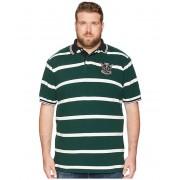 Polo Ralph Lauren Big Tall Big amp Tall Basic Mesh Short Sleeve Knit Collar Knit College Green Multi