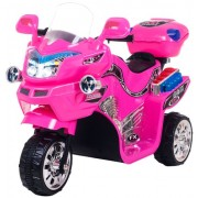 Lil Rider 80-KB901Y FX 3 Wheel Battery Powered Bike, Pink