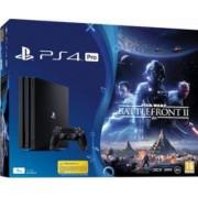Consola Sony PlayStation 4 Pro 1TB Black + Star Wars Battlefront II