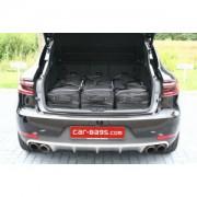 Porsche Macan (95B) 2014-present Car-Bags Travel Bags