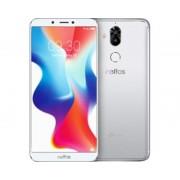 "Tp-link Telefono movil smartphone tp link neffos x9 plata / 5.99"" / 32gb rom / 3gb ram / octa core / 13+5mpx - 8mpx / 4g / dual sim / le"