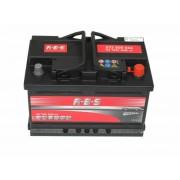 ABS 12v 72ah autó akkumulátor jobb+ *alacsony (572500064)