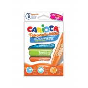 Set Tempera Stick Fluorescente - Carioca