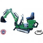 minibager MPT-72-800-S LIBELLULE S ®
