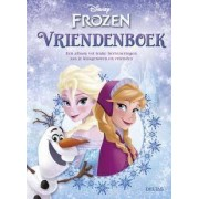 Deltas Disney frozen vriendenboek