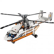 LEGO Technic Heavy Lift Helicopter 42052 Advanced Building Toy