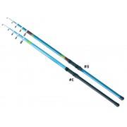 Lanseta fibra sticla Baracuda 4 m