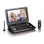 "Lenco DVP-1273 Portable DVD player Convertibile 11.6"" 1280 x 720Pixel Nero lettore DVD/Blu-Ray portatile"