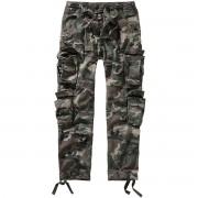 pantaloni BRANDIT - Pure slim fit - 1016-woodland